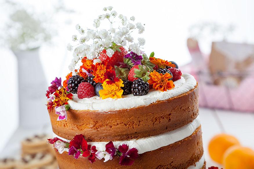 Catalogo de repostería a domicilio, tarta sacher. My Candy Prince