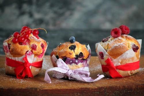 Maxi Muffins. Repostería a domicilio My Candy Prince