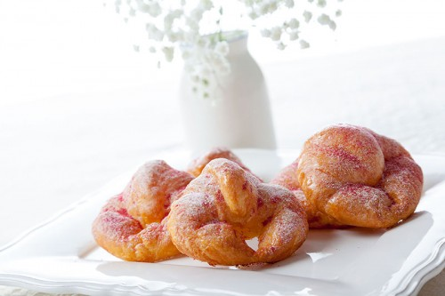Mini Croissant. Repostería a domicilio My Candy Prince